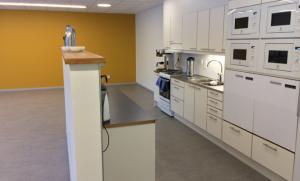 Personalrum på Nya Lundbygården