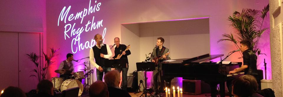 Picnic-konsert med Memphis Rythm Chapel i Centrumkyrkan Gråbo
