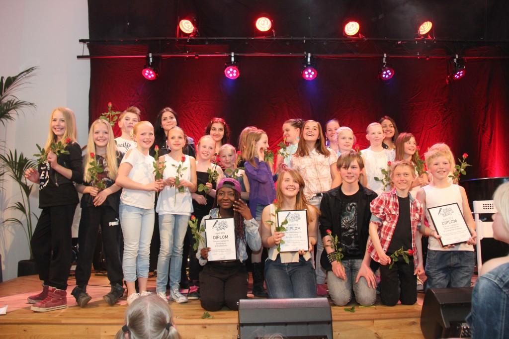 Gråbo Talangen 2014 Vinnare (foto Johan Holst)