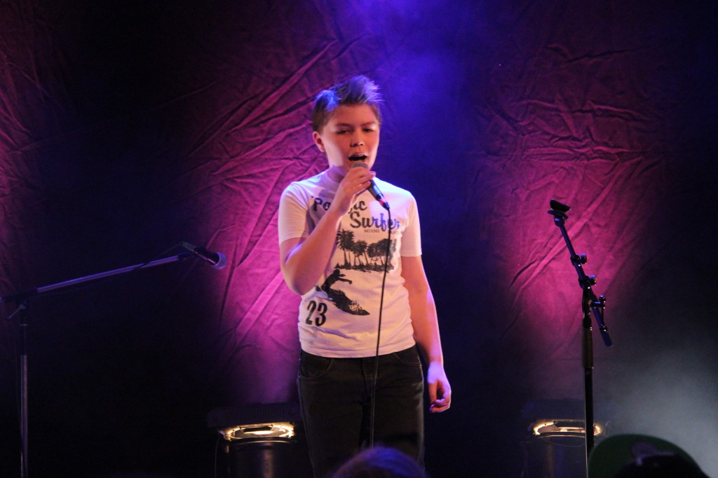 Gråbo Talangen 2014 #04 Esaias Tilly - Wake Me Up (foto Johan Holst)