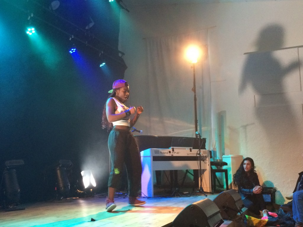 Gråbo Talangen 2014 #07 Rachel Foko - Dans (foto Mikael Tilly)