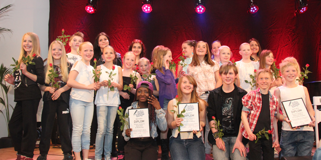 Gråbo Talangen 2014