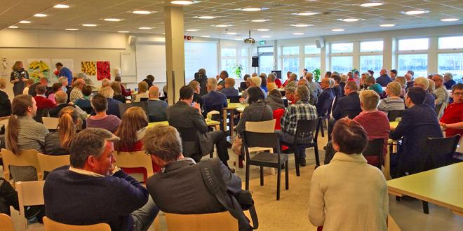 Kommundelsträff Gråbo 2014-04-01