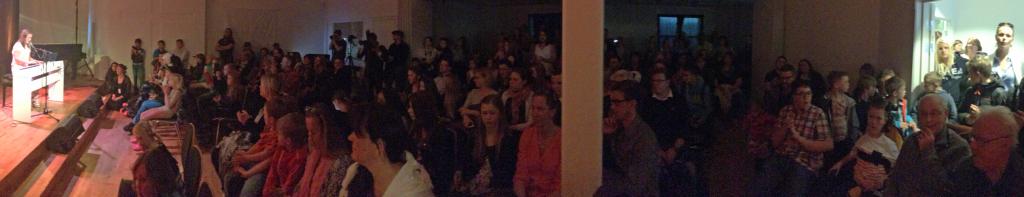 Gråbo Talangen 2014 publiken