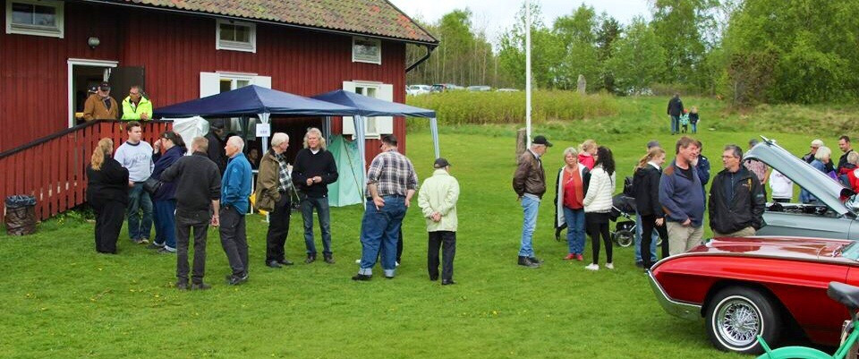 Hembygdsstugans dag (Foto Johan Holst)
