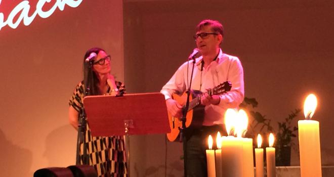 Picnic-konsert med Urban och Carina Ringbäck
