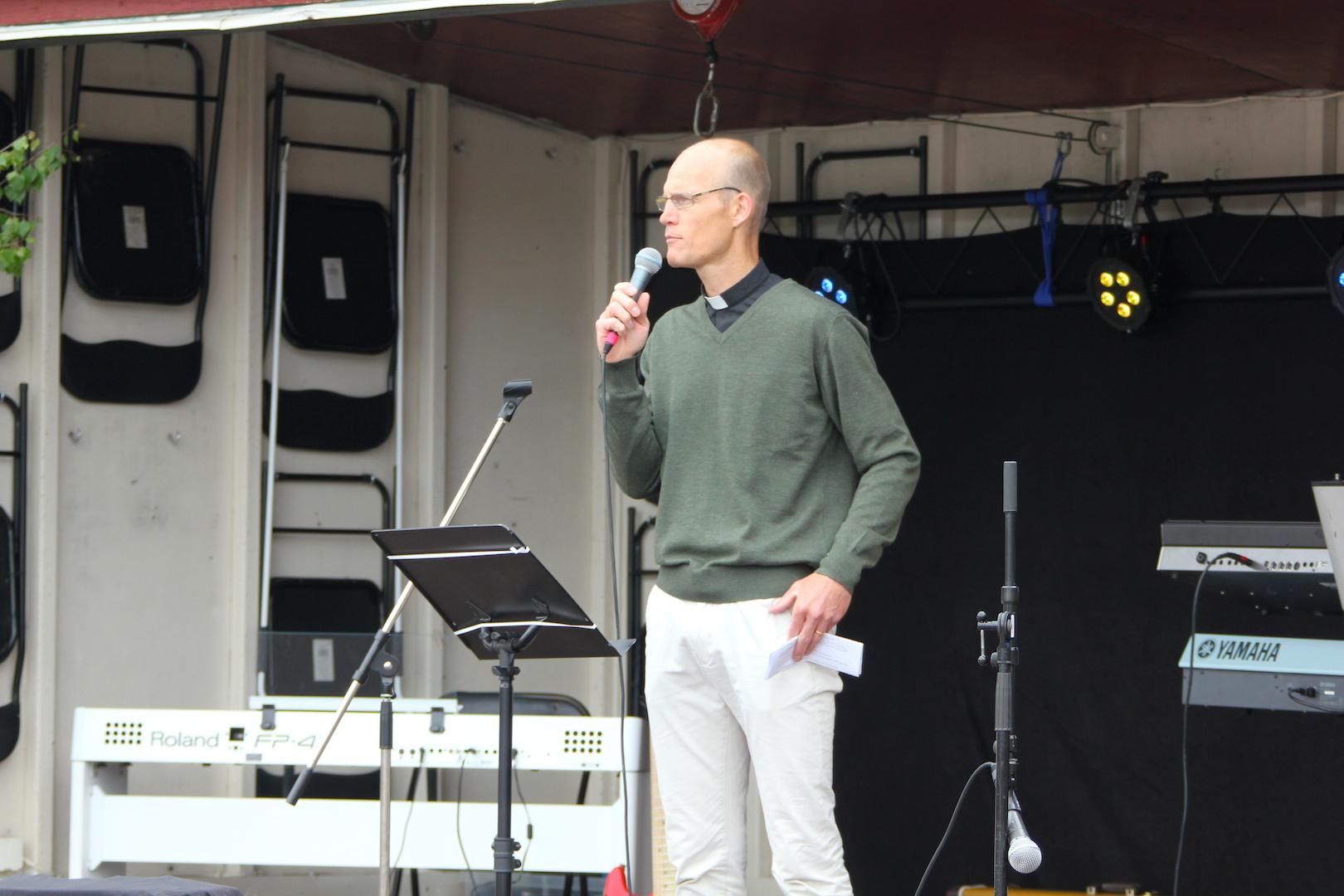 Mattias Algotson, Nationaldagen 2014 - foto JohanHolst