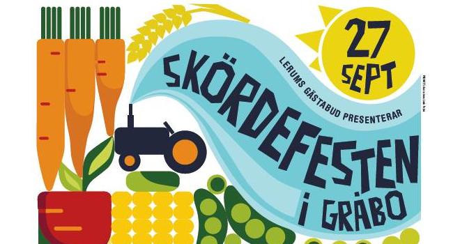 Skördefesten Gråbo 2014
