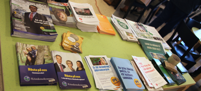 Vad säger partierna i Lerum om… skulder och skatter? (Foto: Johan Holst)