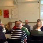Video från föreläsningar vid Medskapandegruppen Gråbo den 16 april