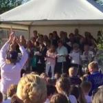 Skolavslutning Ljungviksskolan 2015