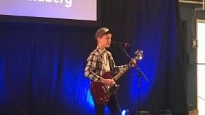 07 Musik Edvin Strandberg (Foto Mikael Tilly)