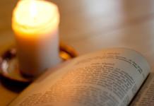 Bibel Johannes Döparen (Foto: Emanuel Tilly)