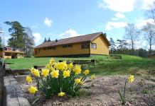 Gråbogården 40 år - Unga Örnar