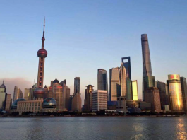 Shanghai (Foto: Camilla Raask)
