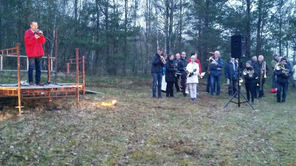 Valborgsfirande Tal Mikael Tilly